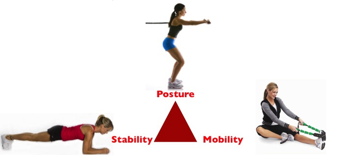 posture, stability and mobility